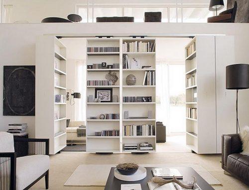 Ιδέες διαρρύθμισης και εξοικονόμησης χώρου στο σπίτι