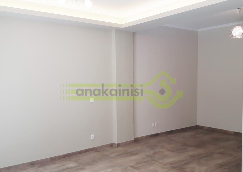Ανακαίνιση σπιτιού στο Παγκράτι - Α 132 πάτωμα πλακάκι - βάψιμο τοίχου - κρυφός φωτισμός
